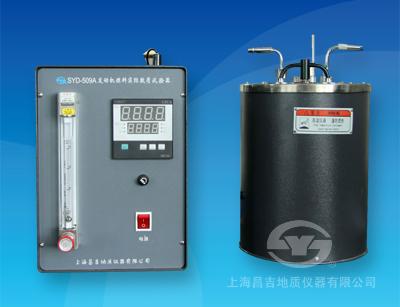 上海昌吉SYD-509A发动机燃料实际胶质试验器