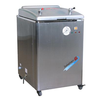 上海三申YM30B立式压力蒸汽灭菌器(自动控水型)