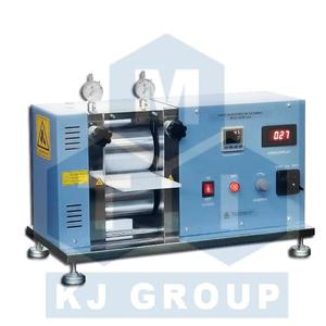 合肥科晶MSK-HRP-01加热型对辊轧机