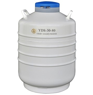 成都金凤YDS-30-80液氮罐