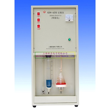 上海新嘉KDN-AA智能型定氮仪(蒸馏器)