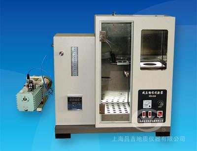 上海昌吉SYD-0165减压馏程测定器