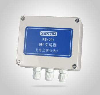上海三信PB-201pH变送器