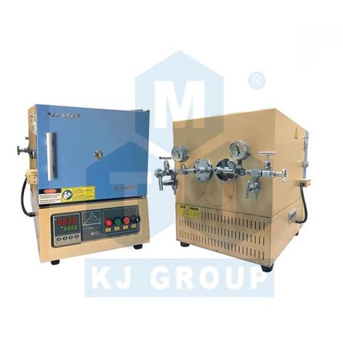 合肥科晶KSL-1200X-H单温区大口径开启式管式炉