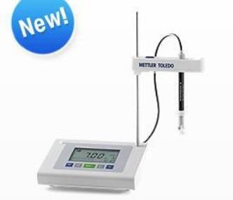 梅特勒FE28-TRIS台式pH计
