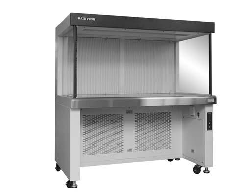 苏州安泰HS-1300-U新颖型标准洁净工作台双人 单面垂直流