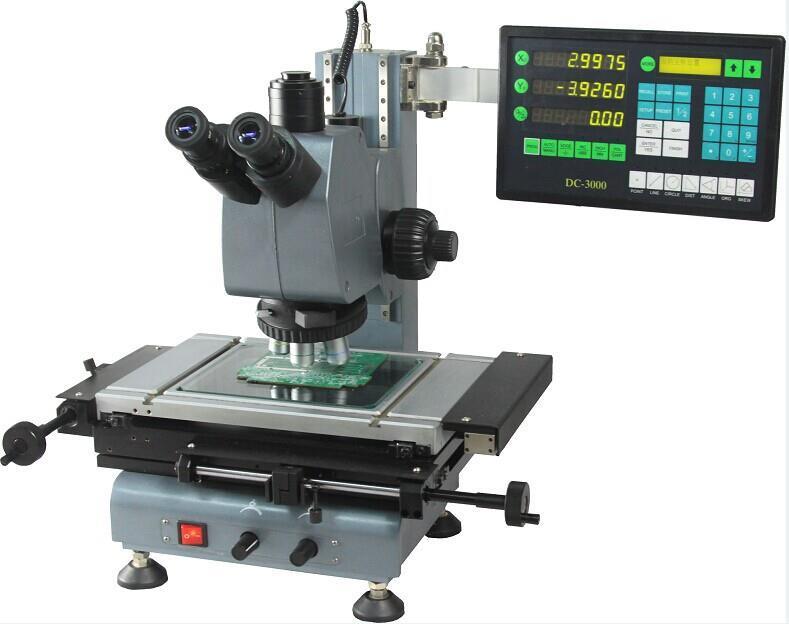 上海缔伦108JC精密测量显微镜