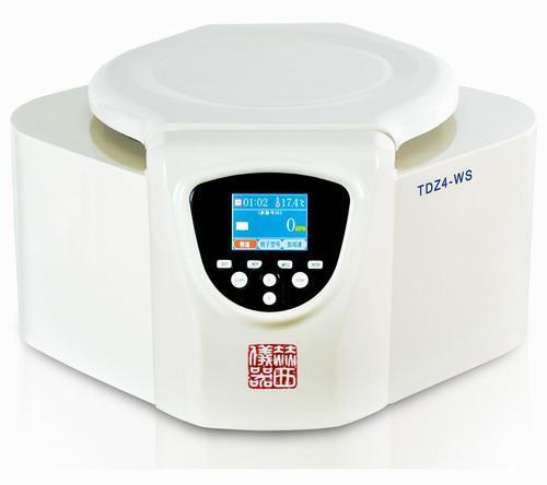 湖南赫西TDZ4-WS台式低速离心机