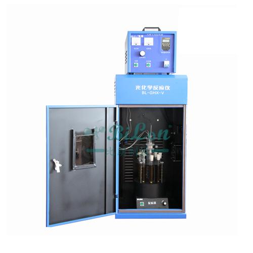 上海比朗BL-GHX-V多试管同时搅拌光化学反应仪