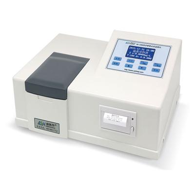 盛奥华6B-1600多参数重金属测定仪