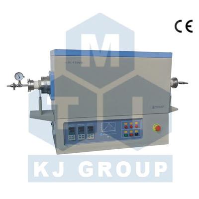 合肥科晶GSL-1700X-III三温区管式炉