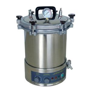 上海博迅YXQ-LS-18SI自控型手提式灭菌器