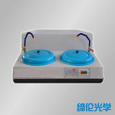 上海缔伦M-2双盘台式金相预磨机