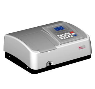 上海美谱达UV-1600PC紫外可见分光光度计