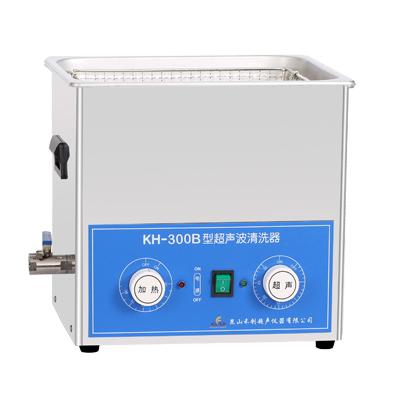 昆山禾创KH-300B旋钮式超声波清洗机