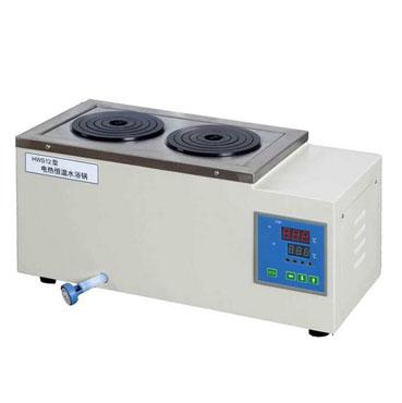 上海一恒HWS-12电热恒温水浴锅