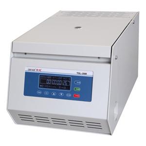 湖南湘仪TGL-20M台式高速冷冻离心机