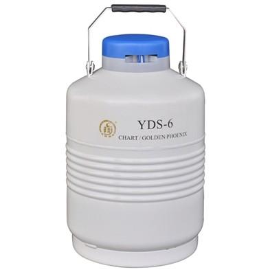 成都金凤YDS-6液氮罐