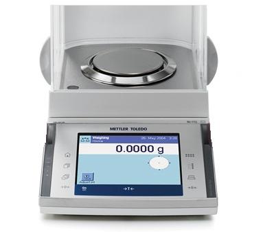 梅特勒XP404SDR电子分析天平