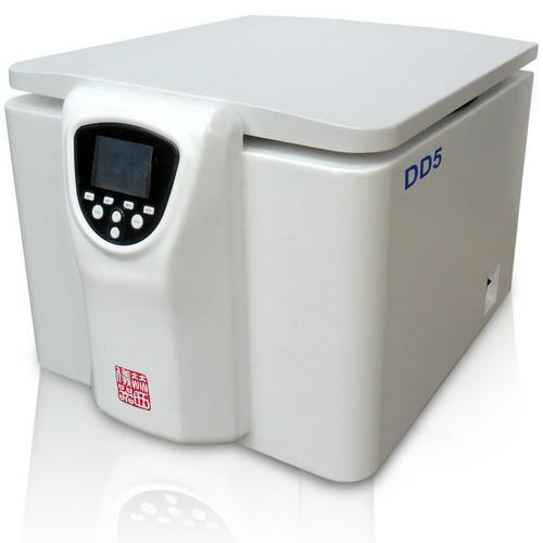 湖南赫西DD5台式大容量低速离心机
