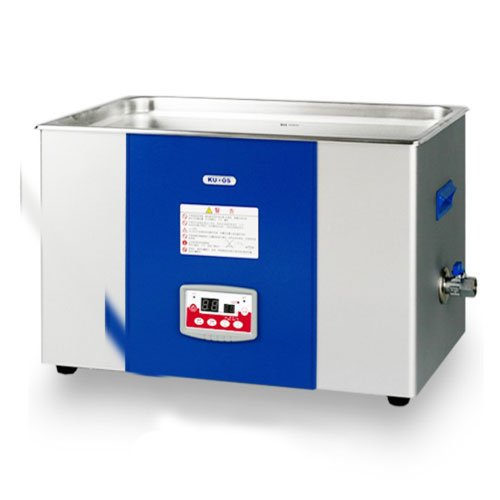 上海科导SK8300GT低频带脱气加热型超声波清洗器