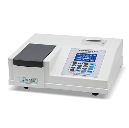 盛奥华6B-50氨氮测定仪