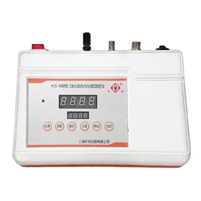 上海纤检HJS-400型饲料混合均匀度测定仪
