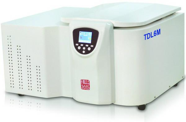 湖南赫西TDL6M台式低速冷冻离心机
