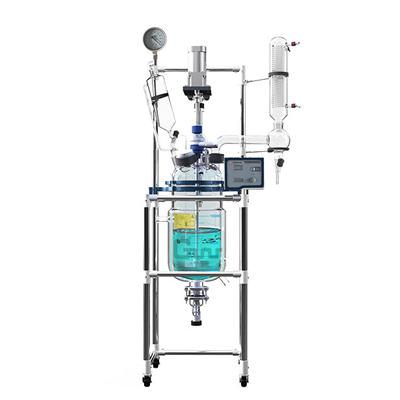 长城科工贸GR-10双层玻璃反应釜