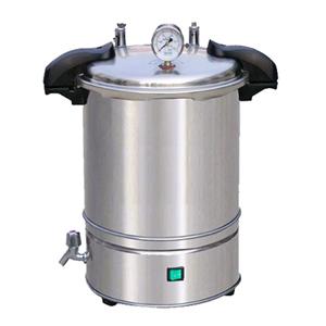 上海博迅YXQ-SG46-280S电加热手提式灭菌器(移位式快开盖型)停产