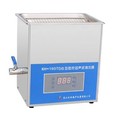 昆山禾创KH-160TDB台式高频数控超声波清洗机