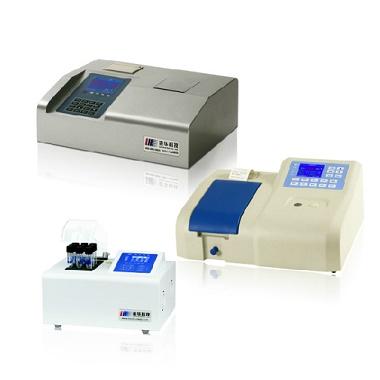 连华科技5B-3B(V8)+5B-3BN智能型组合多参数水质分析仪