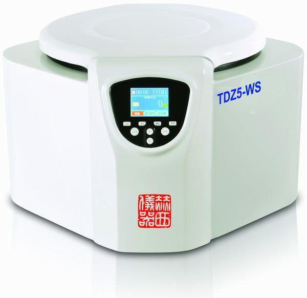 湖南赫西TDZ5-WS台式低速离心机