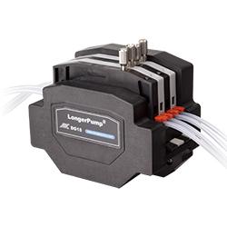 保定兰格DG15系列中小流量多通道泵头