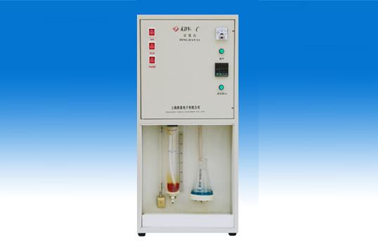 上海新嘉KDN-C定氮仪(蒸馏器)