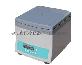 江苏金坛80-2A智能电动离心机