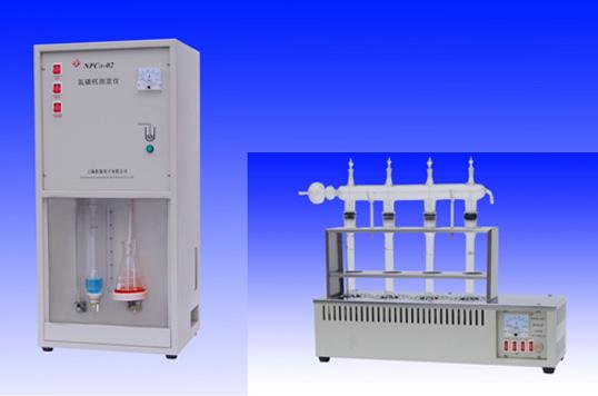 上海新嘉NPca-02氮磷钙测定仪
