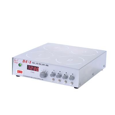 上海梅颖浦84-1四联数显磁力搅拌器