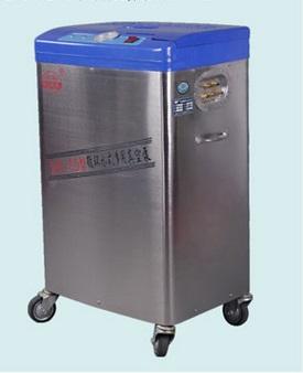 巩义予华SHZ-CD不锈钢外壳五抽头循环水式真空泵