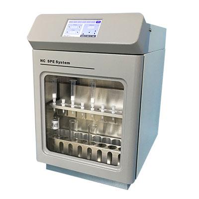 天津恒奥HSE-08B多功能数控固相萃取系统