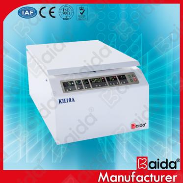 湖南凯达KH19A台式高速高性能离心机