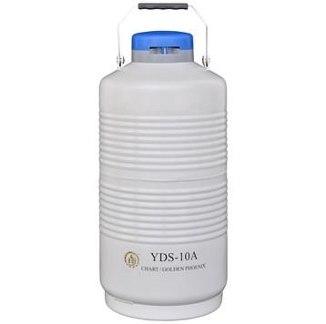 成都金凤YDS-10-A液氮罐