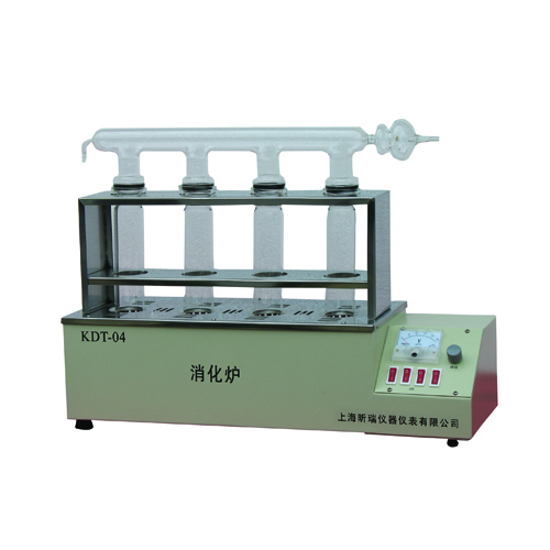 上海昕瑞KDN-20C消化炉