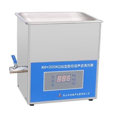 昆山禾创KH-200KDB台式高功率数控超声波清洗机