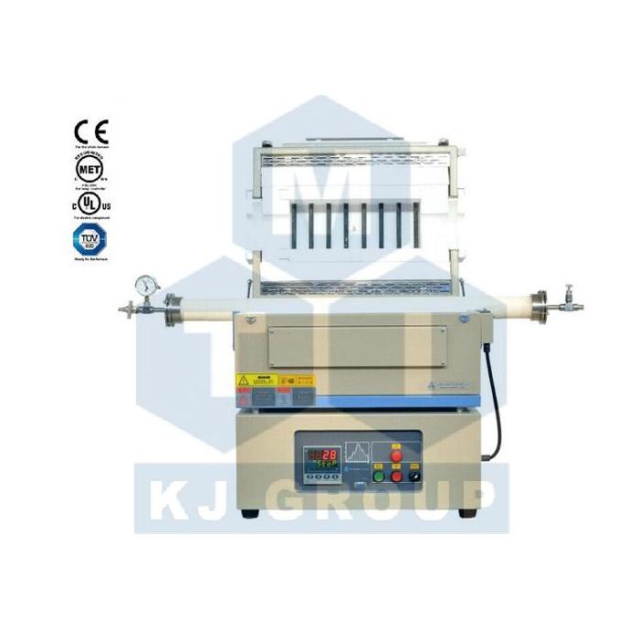 合肥科晶OTF-1500X单温区开启式管式炉