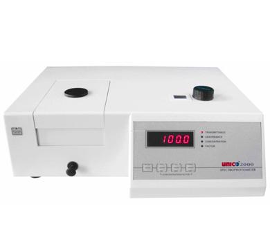 尤尼柯2000可见分光光度计