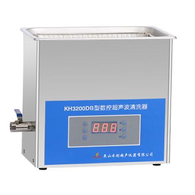 昆山禾创KH3200DB数控超声波清洗机