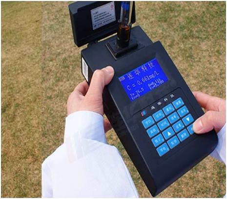 连华科技5B-2N型精巧便携型氨氮测定仪