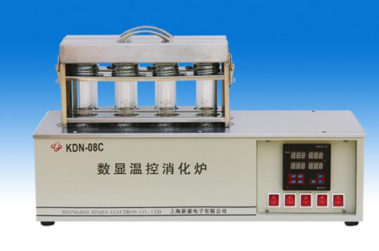 上海新嘉KDN-08C数显温控消化炉