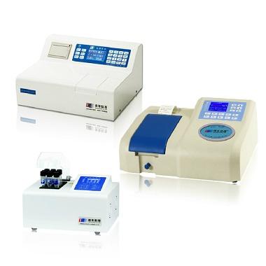连华科技5B-3BH+5B-3BN组合式多参数水质测定仪(含消解炉)
